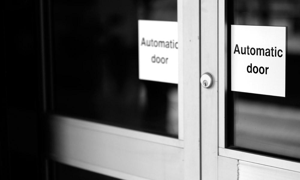 Automatic Doors Barnsley