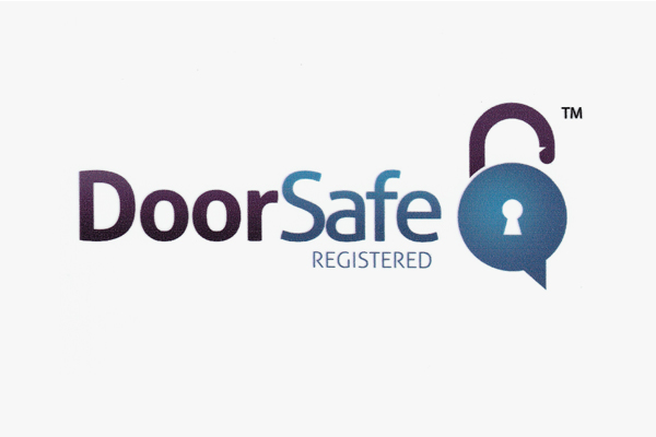 Door Safe Registered