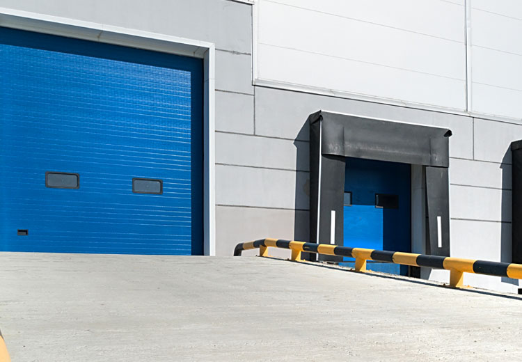 Sectional Doors and Loading Bays